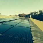 Farm Building Solar