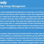 Manufacturing Energy Monitoring