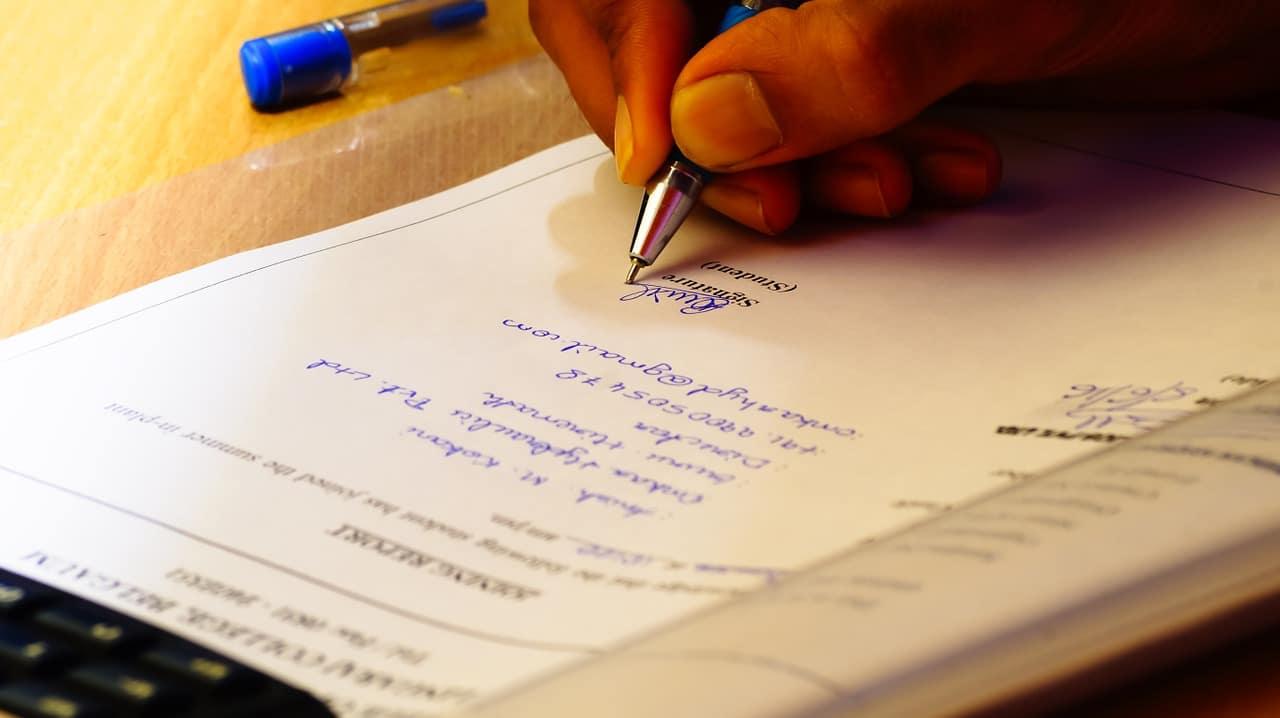 Paperwork & Policies
